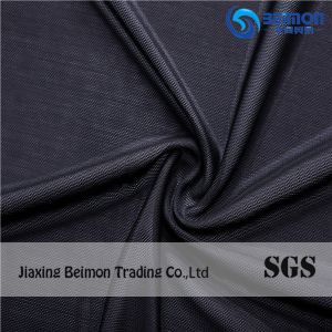 75D 86%Polyester Spandex Mesh Fabric pictures & photos