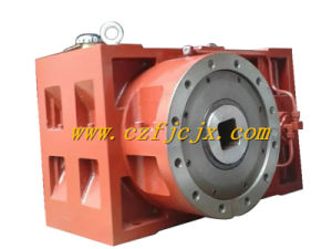 Zlyj Series Reduction Gearbox for Plastic Extruder Machine pictures & photos