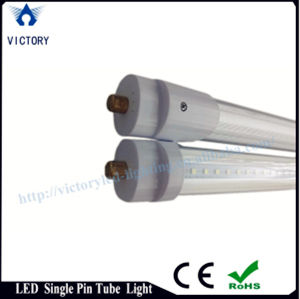 Hot Sale 44W LED Tube Light T8 8feet Single Pin pictures & photos