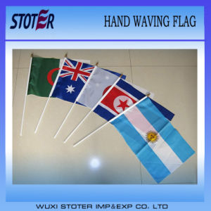 Wholesale 205 Countries National Flag Small National Flags 21*14cm Hand Flag / Mini Country Flag / Wolrd Flags