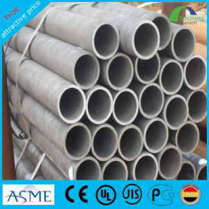 3mm Q235 ERW Welded Black Carbon Steel Pipes pictures & photos