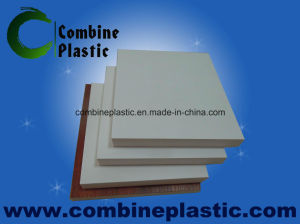 Waterproof and Lightweight 18mm PVC Foam Board for Cabinet pictures & photos