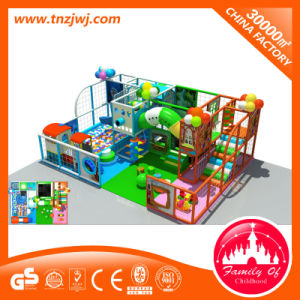 Multifunctional Kids Soft Indoor Playground Equipment pictures & photos