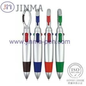 The Promotion Gifts Plastic Multi-Color Ball Pen Jm-M010 pictures & photos