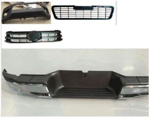 Hilux Car Bumper Front and Rear Bumper for Toyota Revo
