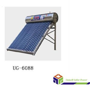 Compact Pressurized Solar Water Heater (UG-6088) pictures & photos