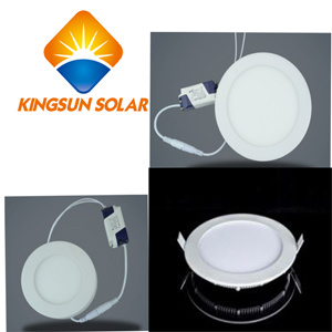 Round LED Panel Lights (KSPL-3W-KSPL-24W) pictures & photos