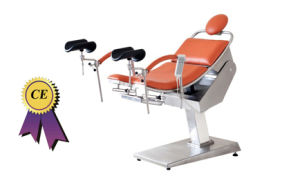 Electric Gynaecology Examination & Operating Table (ROT-204-1R) -Fanny pictures & photos