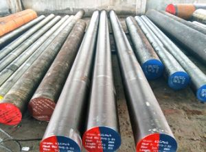 [42CrMo4+Q/T] Forged Rods, Alloy Steel Round Bars pictures & photos