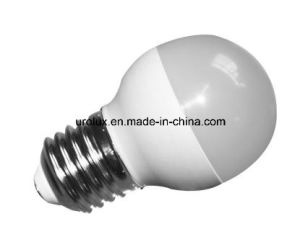 6W High Quality E27 G45 LED Bulb with CE RoHS Approal and Three Years Warranty
