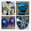 Nano Spray Chrome Plating System Gold Silver Paint Mirror Effort Liquid Chemical Paint Coat