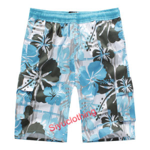 Colorful EU Beach Swimwear Summer Wear Shorts (S-1522) pictures & photos