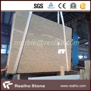High Quality Beige Marble Slab pictures & photos