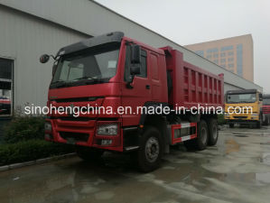 Sinotruk HOWO 6X4 Heavy Duty Tipper Truck 290HP pictures & photos