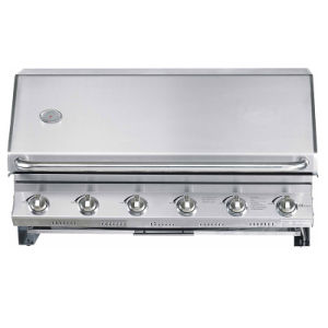 Outdoor 5 Burner Built in BBQ Gas Grill with Ce pictures & photos
