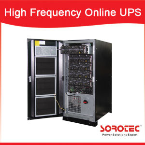Large Power Modular UPS 30 - 150kVA Solar Online UPS 150kVA pictures & photos