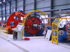 Planetary Laying-up Machine, Great Section and Length Cables pictures & photos