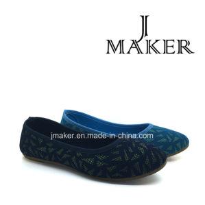 Hot Sale Women Fashion Casual Canvas Shoes (JM2025-L)