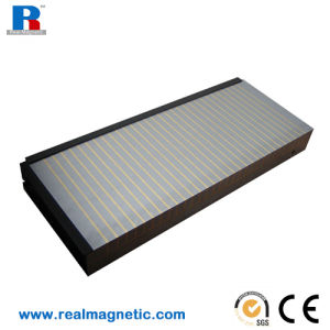 Powerful Rectangle Permanent Magnetic Chuck Pmm