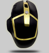 2.4G Wireless 6D Ergonomic Gaming Mouse pictures & photos