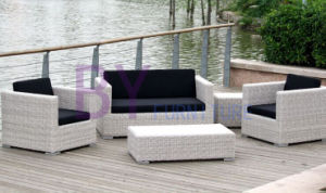 by-445 Wholesale Leisure Patio Outdoor Rattan Sofa pictures & photos