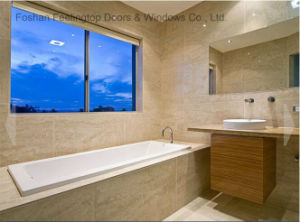 House Design Best Quality China Made Aluminum Metal Window (FT-W80) pictures & photos