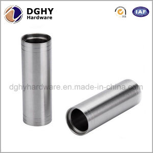 Customized High Precision CNC Turned Stainless Steel Brass Aluminum Tube pictures & photos