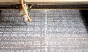 PVC Labels PVC Logos Applied Laser Cutting Machine 10060 pictures & photos