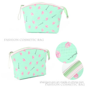 PU Cosmetic Bag Makeup Bag for Lips
