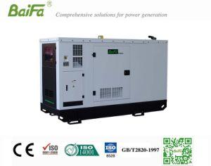 Baifa 125 kVA Cummins Diesel Soundproof/Silent Generator Set