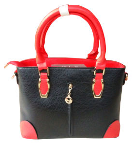 Popular Tote Bag Leather Fashion Large Tote Bag for Ladies pictures & photos