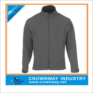 Comfortable Lightweight Softshell Jacket for Men pictures & photos