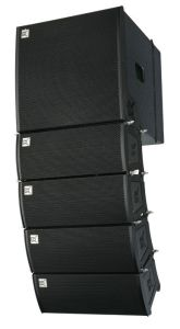 Wireless Speaker Line Array Sound System + Cabinet pictures & photos