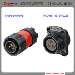 IP67 Power Connector for Industrial Devices pictures & photos