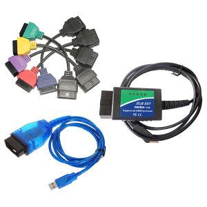 New for FIAT ECU Scan+Elm 327 with USB+Kkl VAG OBD2 pictures & photos
