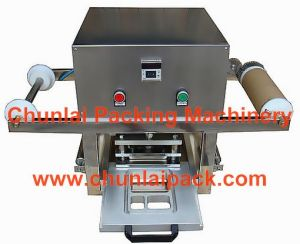 Table Type Pneumatic Bottle Sealing Machine (KIS-1) pictures & photos