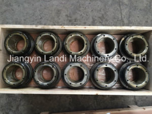 Forged Wheel Body Material C45 for European Steel Mill pictures & photos