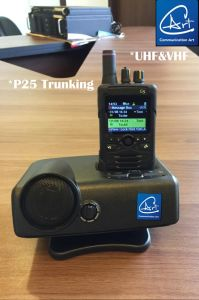 Digital & Analog P25 Fire Voice Pager