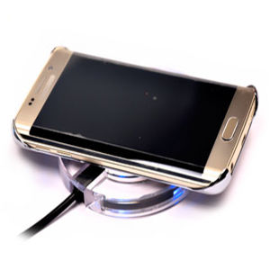 Custom Light Wireless Charger New Charging Pad pictures & photos