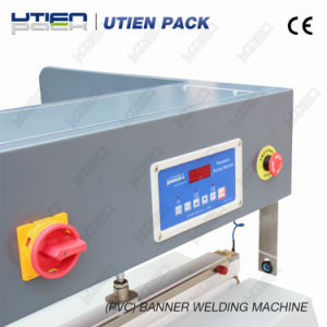 Pneumatic Impulse Heating Plastic Sealing Banner Welding Machine pictures & photos