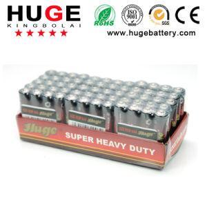 1.5V AAA Size PVC Jacket Carbon Zinc Battery (R03C) pictures & photos