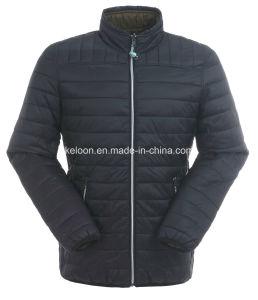 Mens Fake Down Jacket