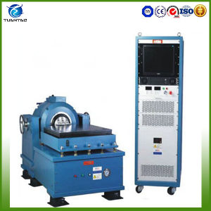 High Displacement Magnetic Generator Vibration Testing Machine pictures & photos