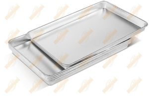 Stainless Steel Bread Shelf Trolley (15F) pictures & photos