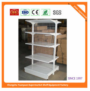Supermarket Shelving Single Side High Quality pictures & photos