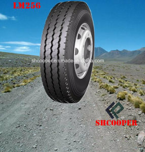 Long March Steer/ Trailer Truck Tire (LM256) pictures & photos