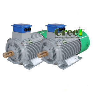 Pmsg Permanent Magnet Synchronous Generator with Low Rpm, Hydro Low Speed Permanent Magnet Alternator 5kw 50kw 5MW pictures & photos