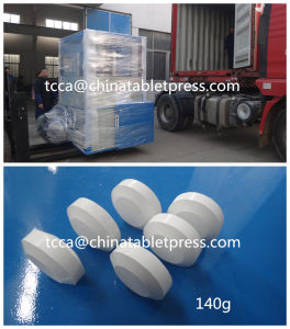 140g Calcium Hypochlorite Powder Compaction Machinery pictures & photos