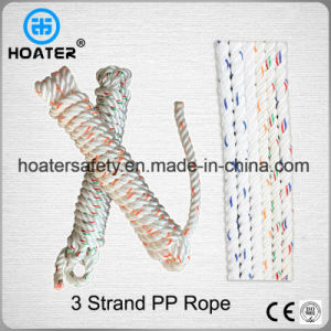 China Manufacturer Cheap Price Pet/PP Twist 3 Strand Rope pictures & photos
