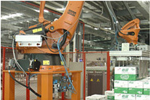 Newamstar Automatic Robot Crane for Beverage Production Line pictures & photos